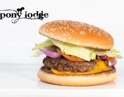 Pony Lodge Burger